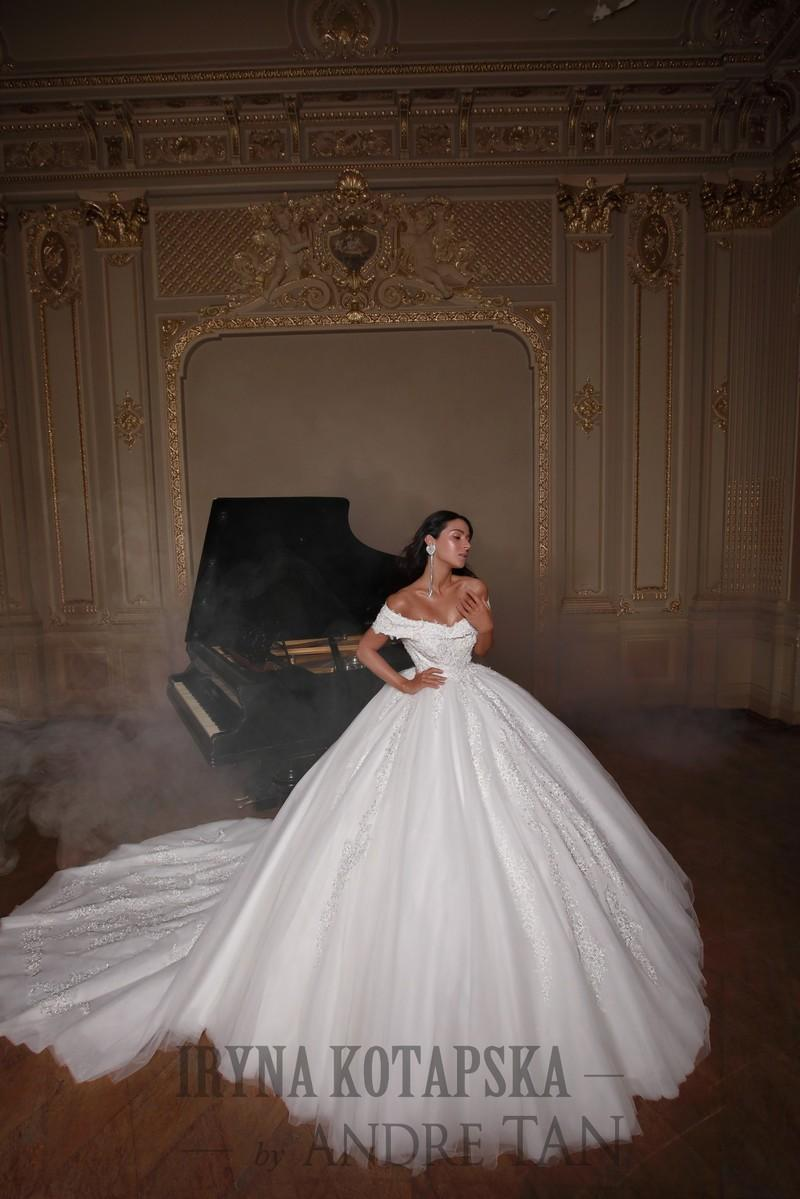 Свадебное платье Iryna Kotapska KT2027