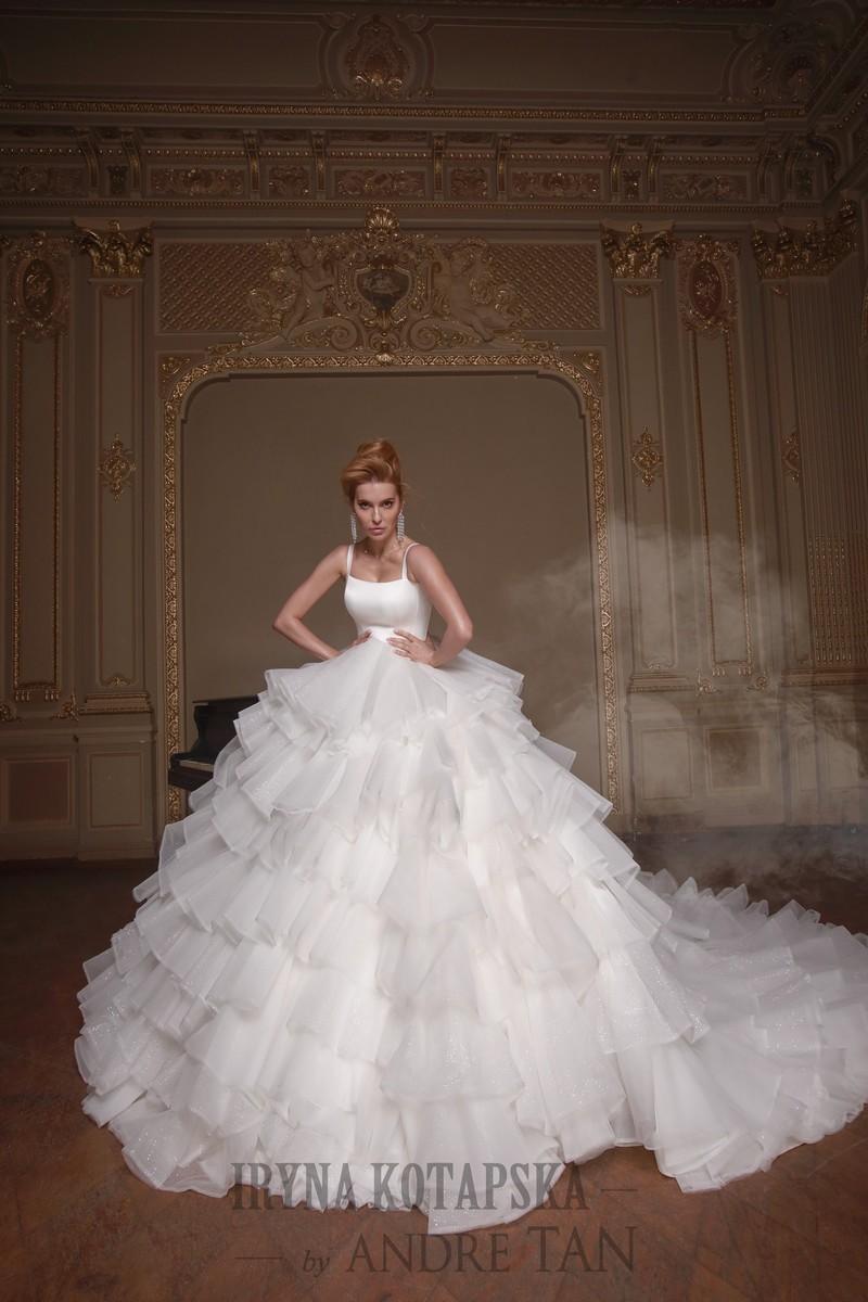 Свадебное платье Iryna Kotapska KT2028