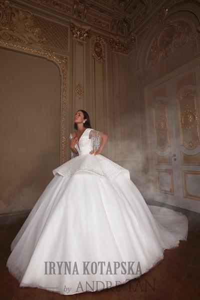 Свадебное платье Iryna Kotapska KT2029