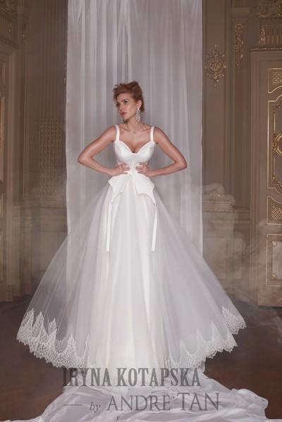 Свадебное платье Iryna Kotapska KT2031
