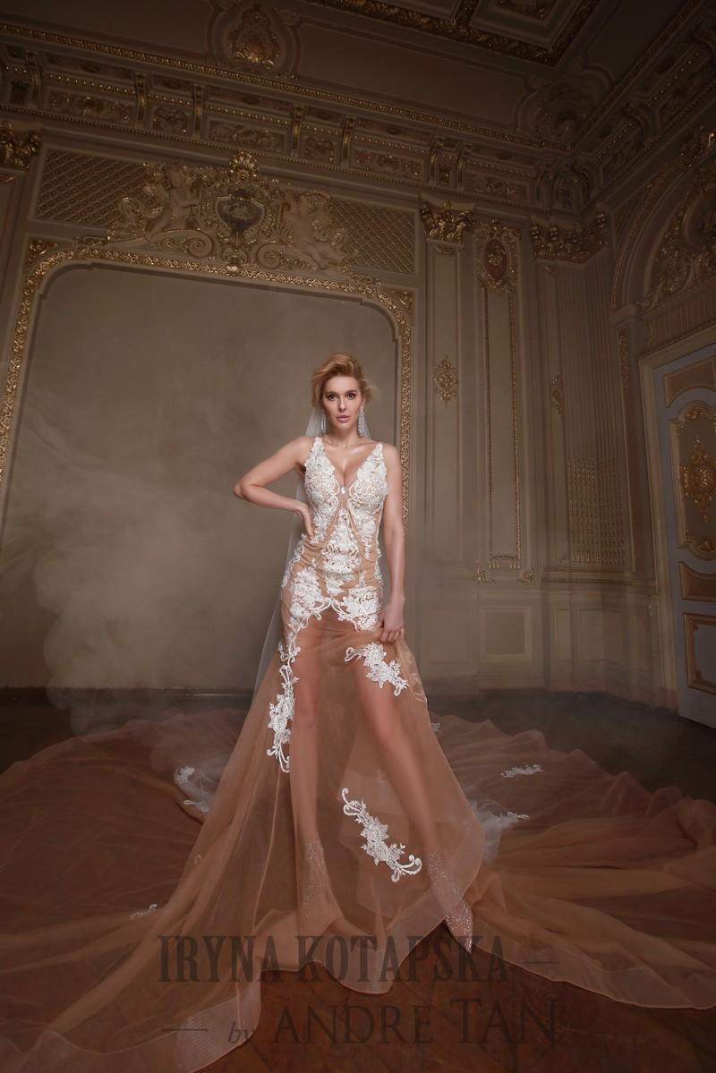 Свадебное платье Iryna Kotapska KT2032