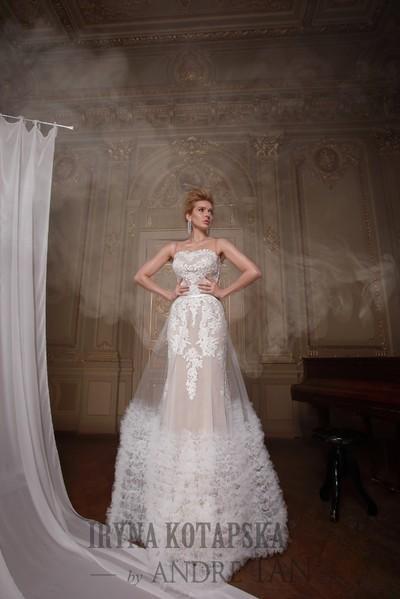Свадебное платье Iryna Kotapska KT2033