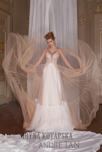 Wedding Dress Iryna Kotapska KT2034