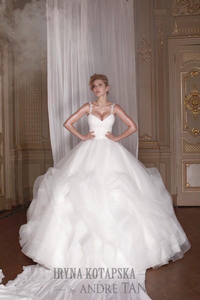 Свадебное платье Iryna Kotapska KT2035