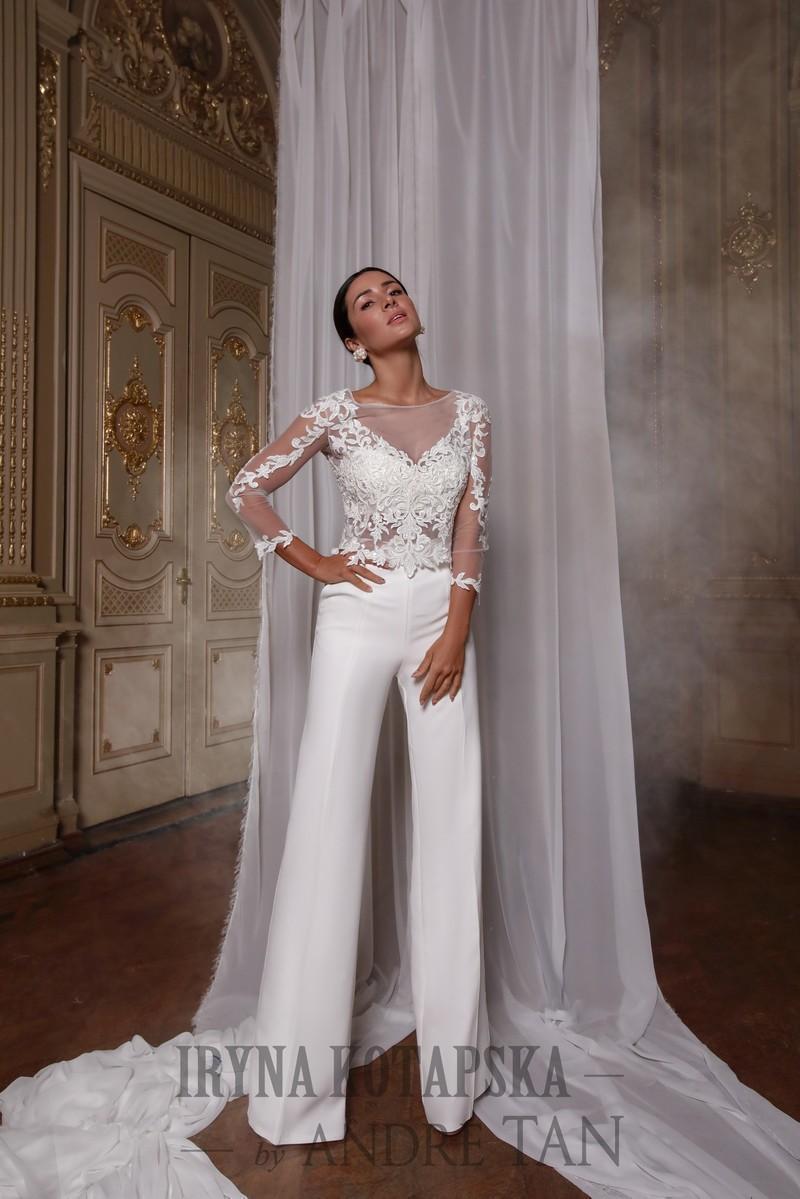 Свадебное платье Iryna Kotapska KT2036
