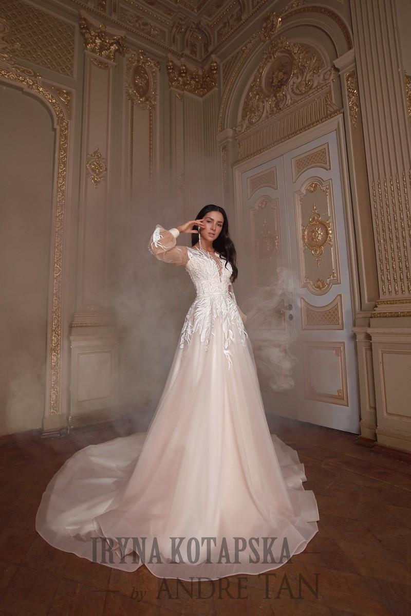 Свадебное платье Iryna Kotapska KT2038