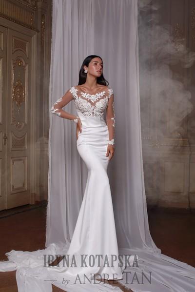Свадебное платье Iryna Kotapska KT2039