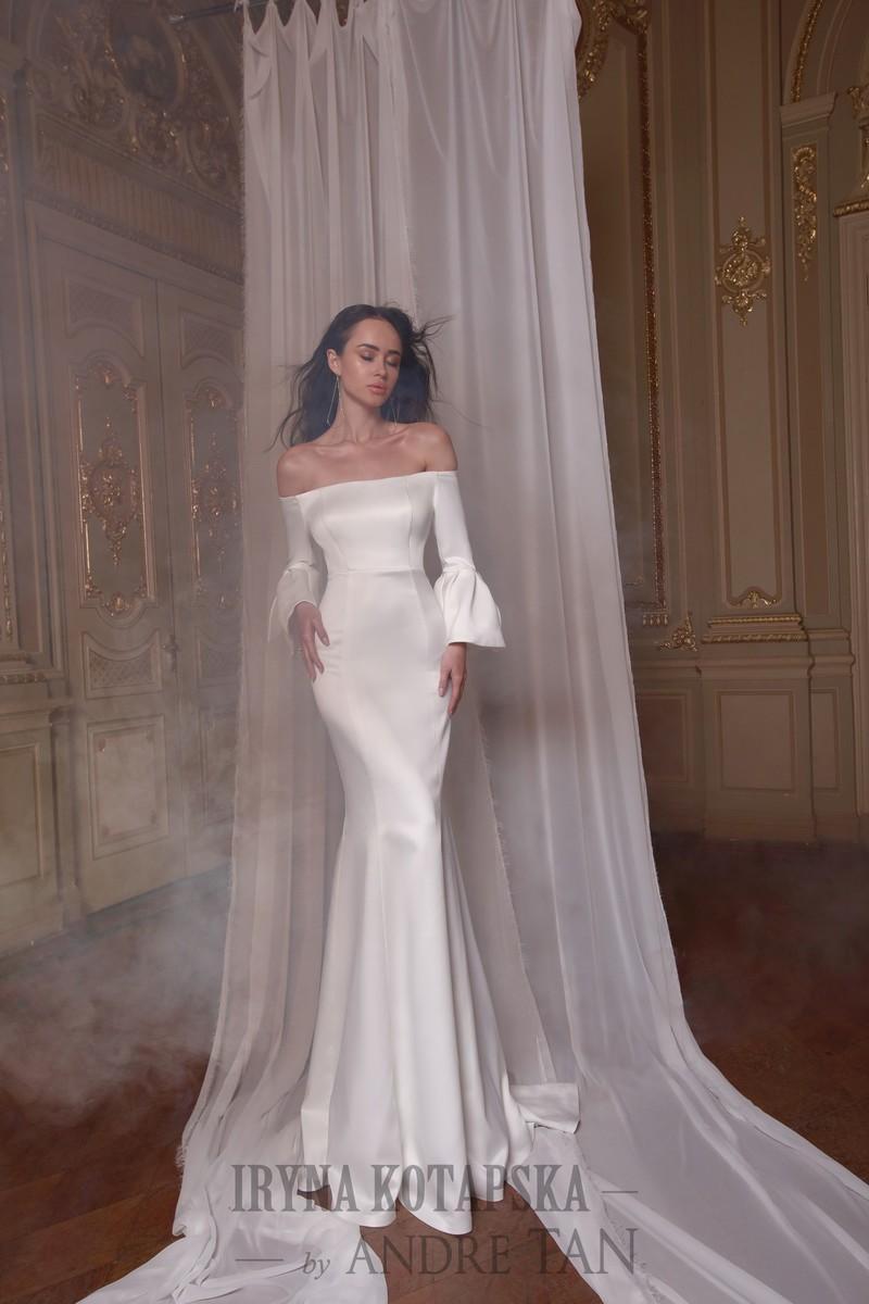 Свадебное платье Iryna Kotapska KT2040