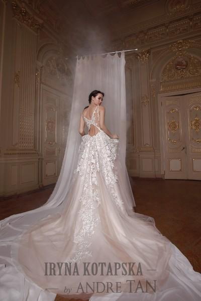 Свадебное платье Iryna Kotapska KT2041