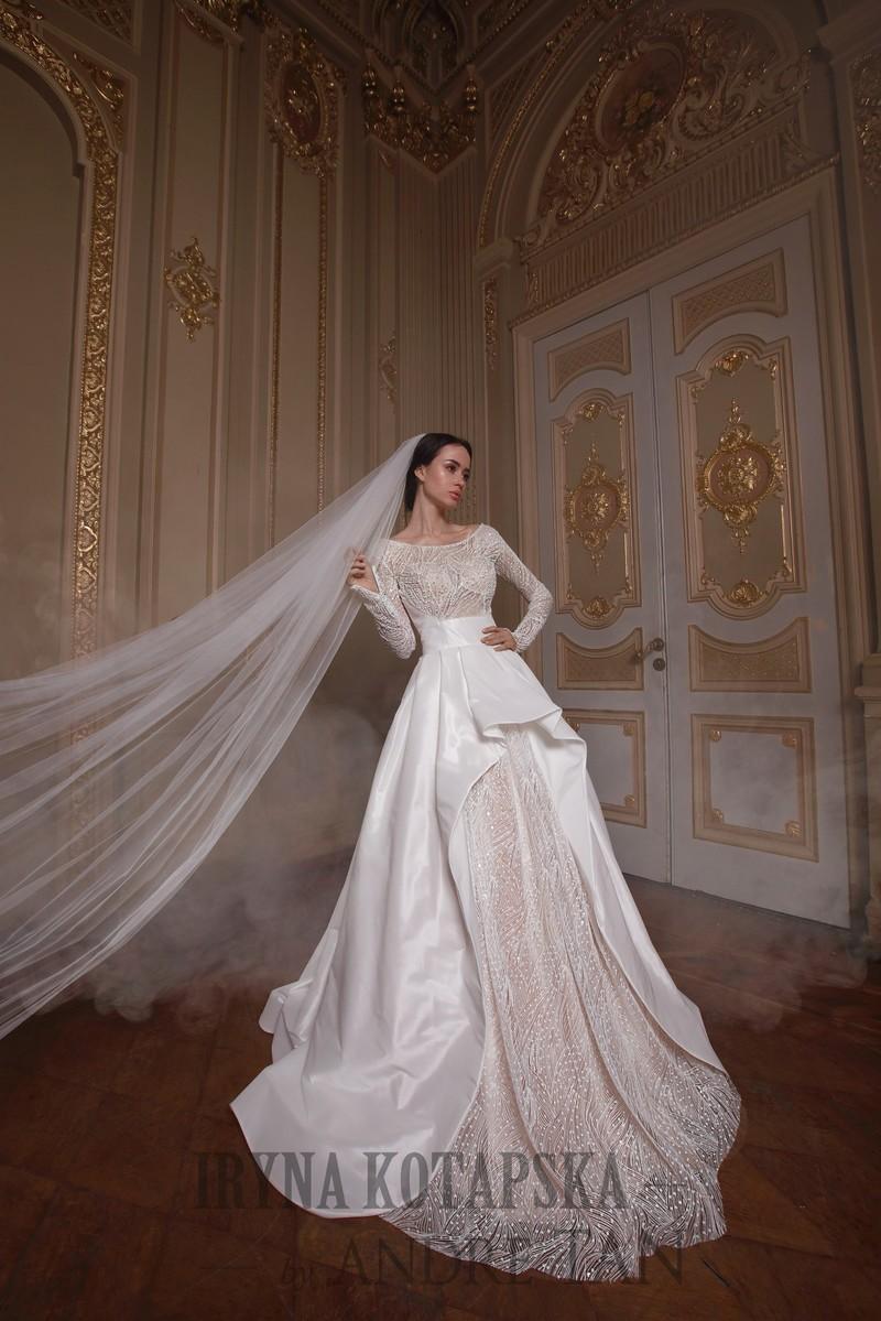 Свадебное платье Iryna Kotapska KT2042