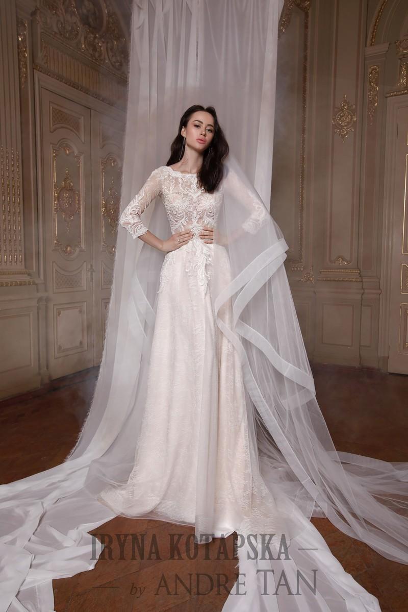Свадебное платье Iryna Kotapska KT2043