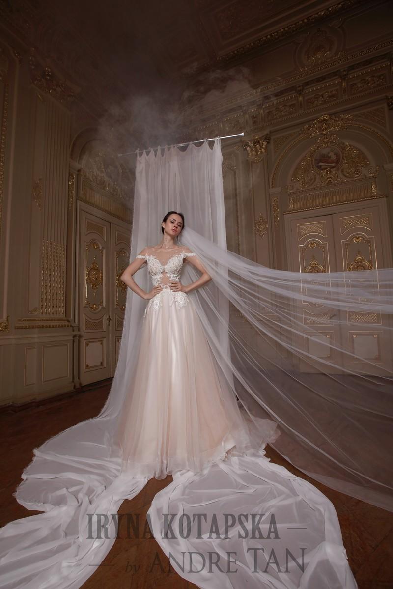Свадебное платье Iryna Kotapska KT2044