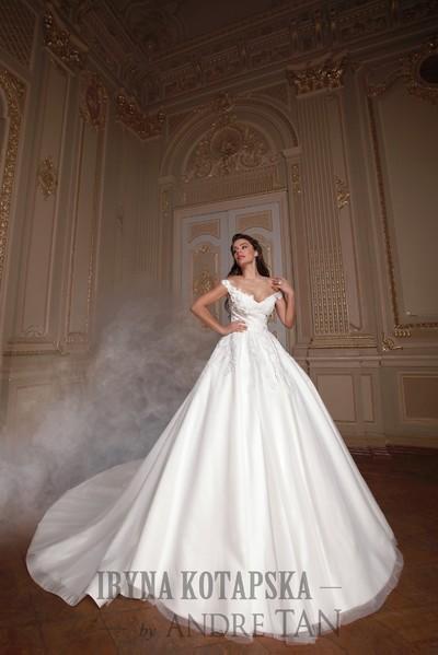 Свадебное платье Iryna Kotapska KT2045