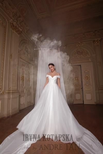 Свадебное платье Iryna Kotapska KT2046