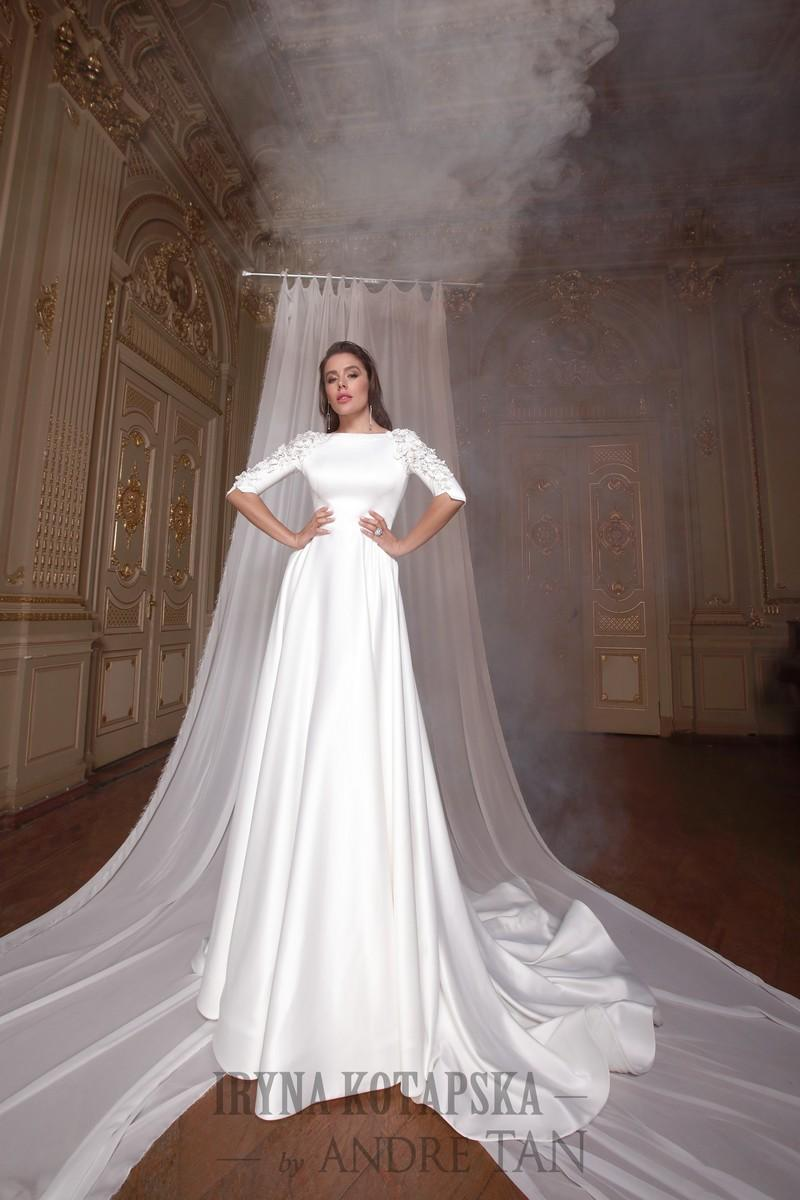 Свадебное платье Iryna Kotapska KT2047