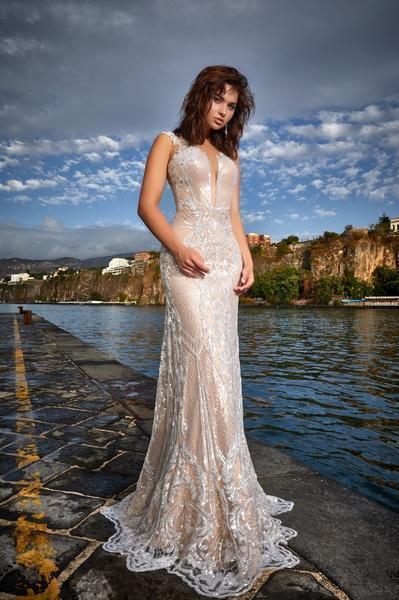 Свадебное платье Katy Corso Cleo