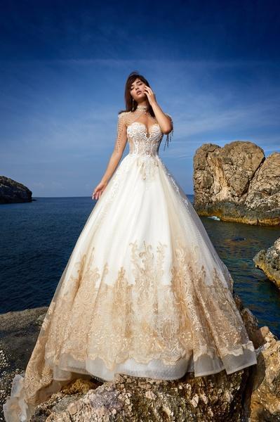 Свадебное платье Katy Corso Pamela