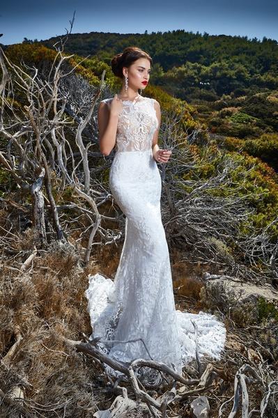 Свадебное платье Katy Corso Zoe