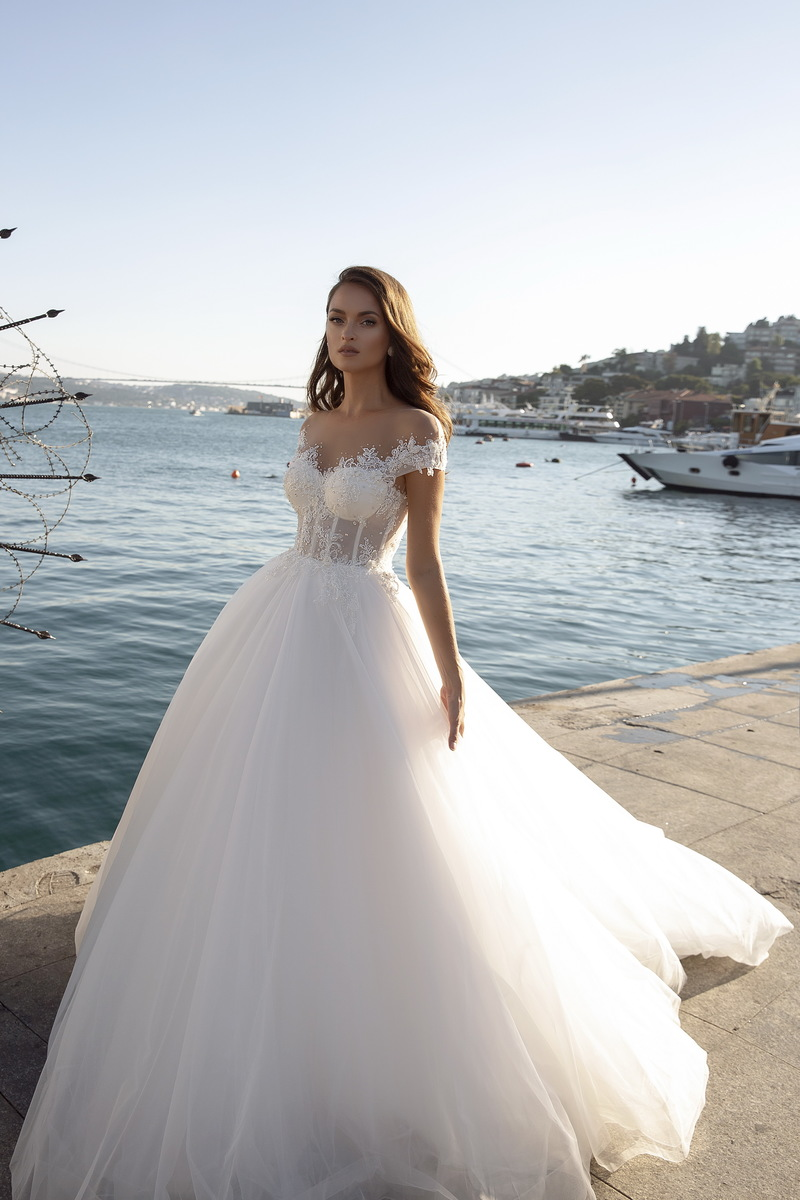 Свадебное платье Maria Anette 5225