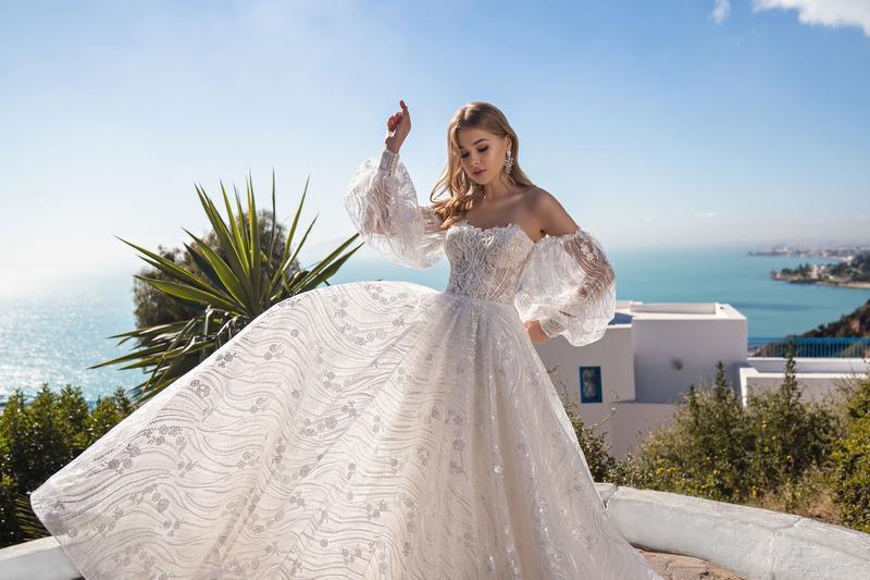 Свадебное платье Mary Lizza ML-001-Elena