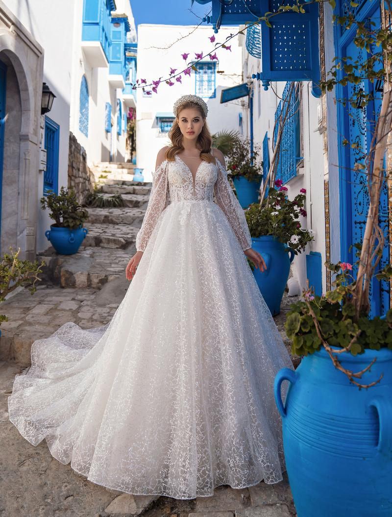 Wedding Dress Mary Lizza ML-003-Arianna