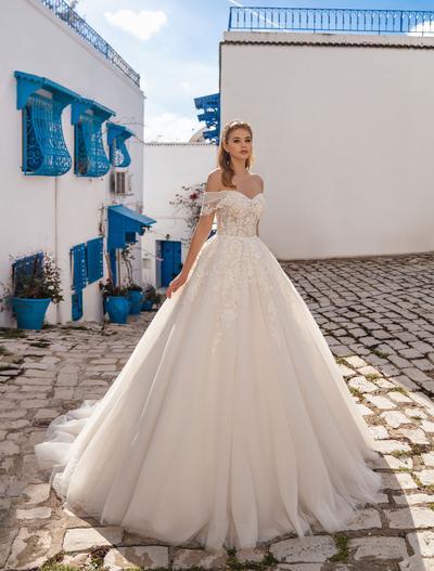 Свадебное платье Mary Lizza ML-004-Emily