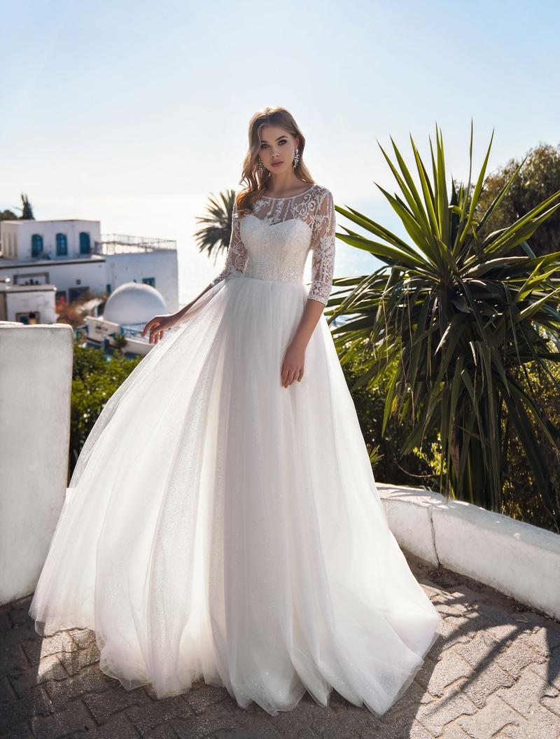 Wedding Dress Mary Lizza ML-006-Liana