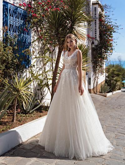 Свадебное платье Mary Lizza ML-007-Lydia