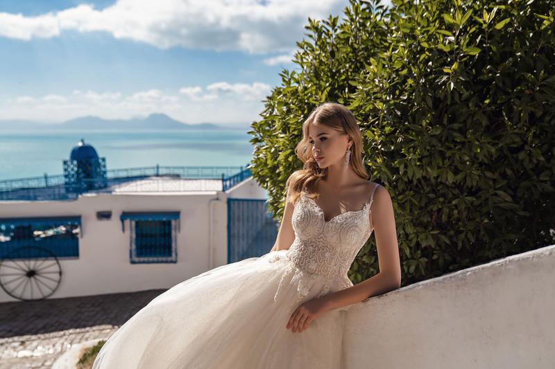 Свадебное платье Mary Lizza ML-008-Lucia