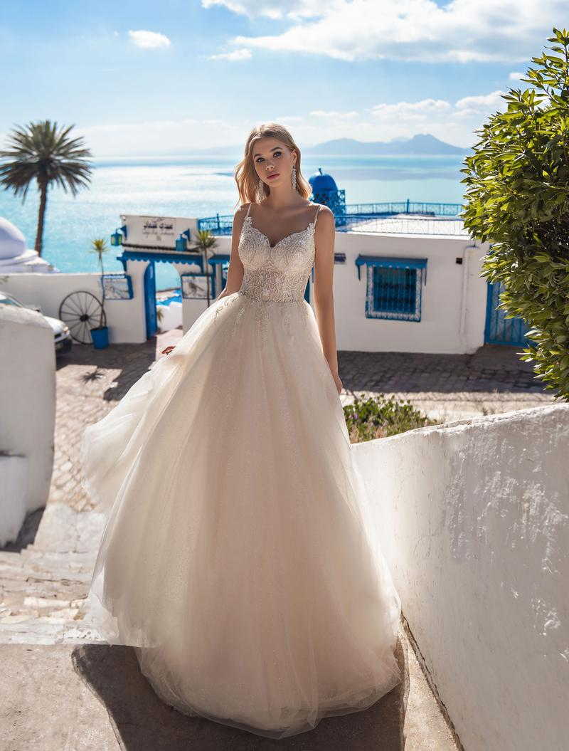 Wedding Dress Mary Lizza ML-008-Lucia