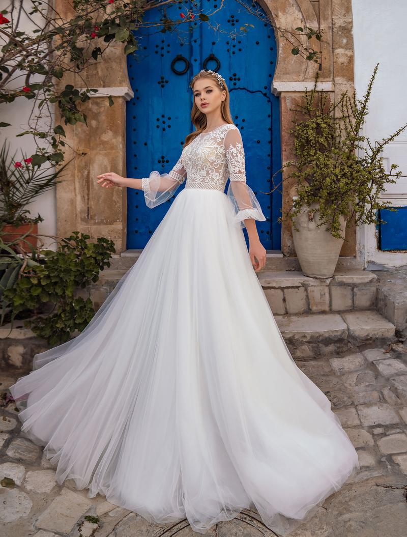 Wedding Dress Mary Lizza ML-009-Jasmine