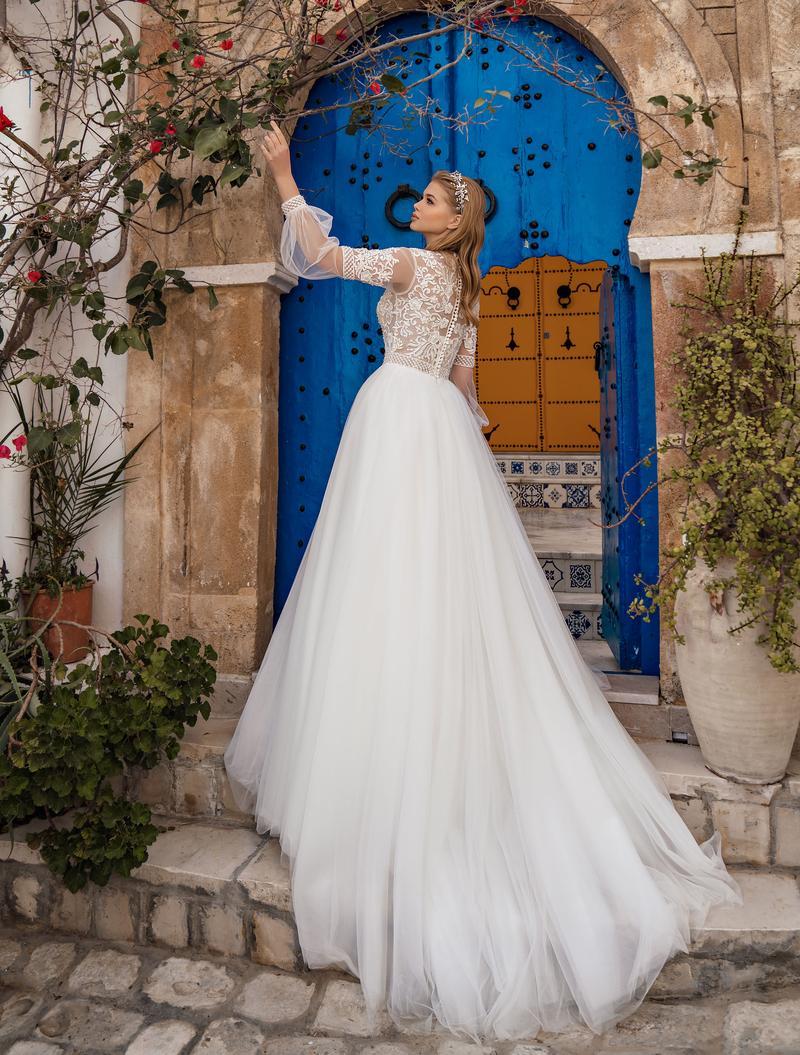 Свадебное платье Mary Lizza ML-009-Jasmine