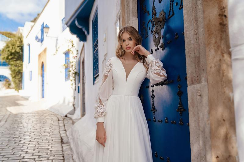 Свадебное платье Mary Lizza ML-010-Violet