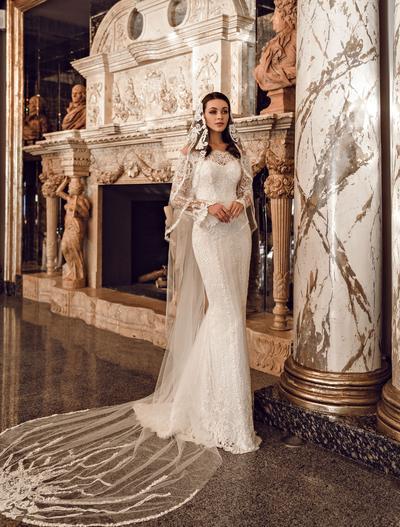 Свадебное платье Mary Lizza ML-015-Sophia
