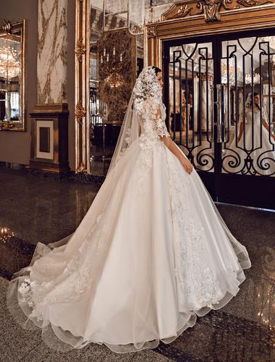 Свадебное платье Mary Lizza ML-016-Rose