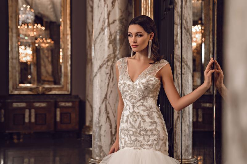 Свадебное платье Mary Lizza ML-020-Nicole