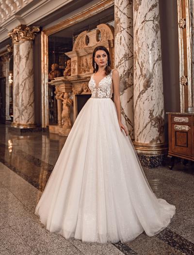 Свадебное платье Mary Lizza ML-027-Milana