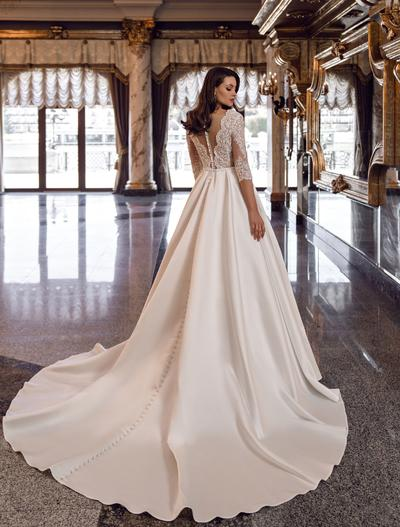 Свадебное платье Mary Lizza ML-028-Ella