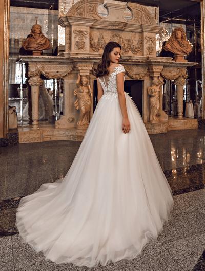 Свадебное платье Mary Lizza ML-031-Lucy