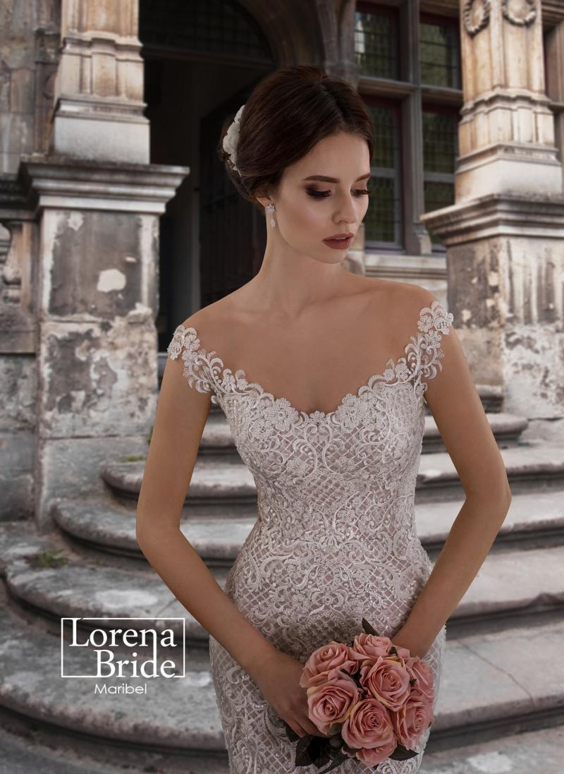 Свадебное платье Lorena Bride Maribel