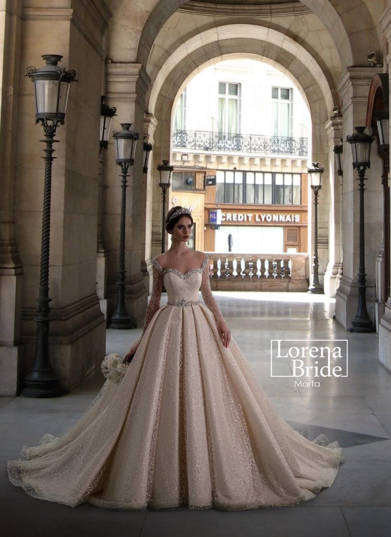 Свадебное платье Lorena Bride Marta