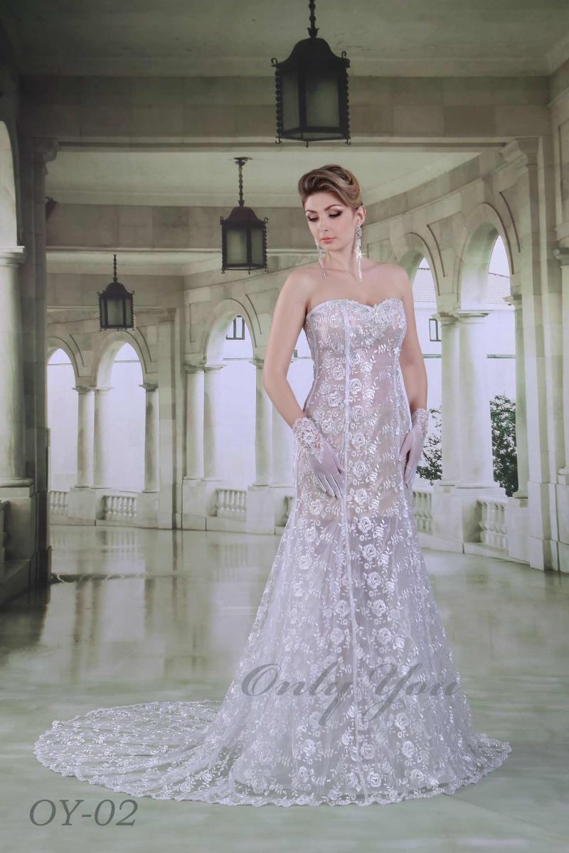Свадебное платье Only You OY-02