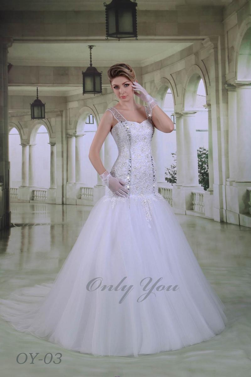 Свадебное платье Only You OY-03