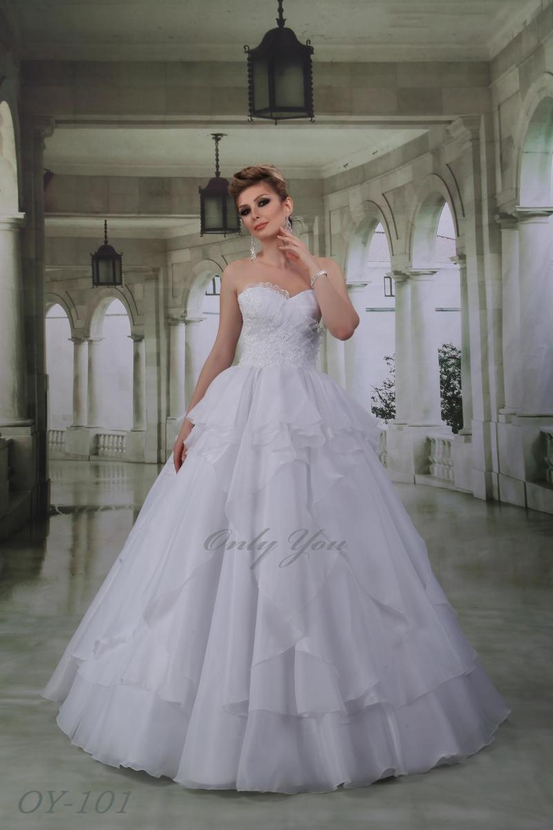 Свадебное платье Only You OY-101