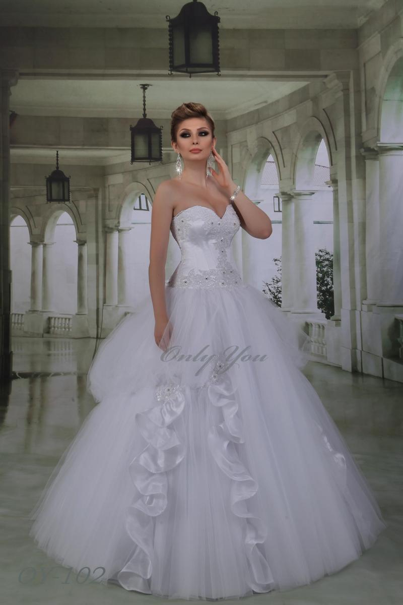 Wedding Dress Only You OY-102