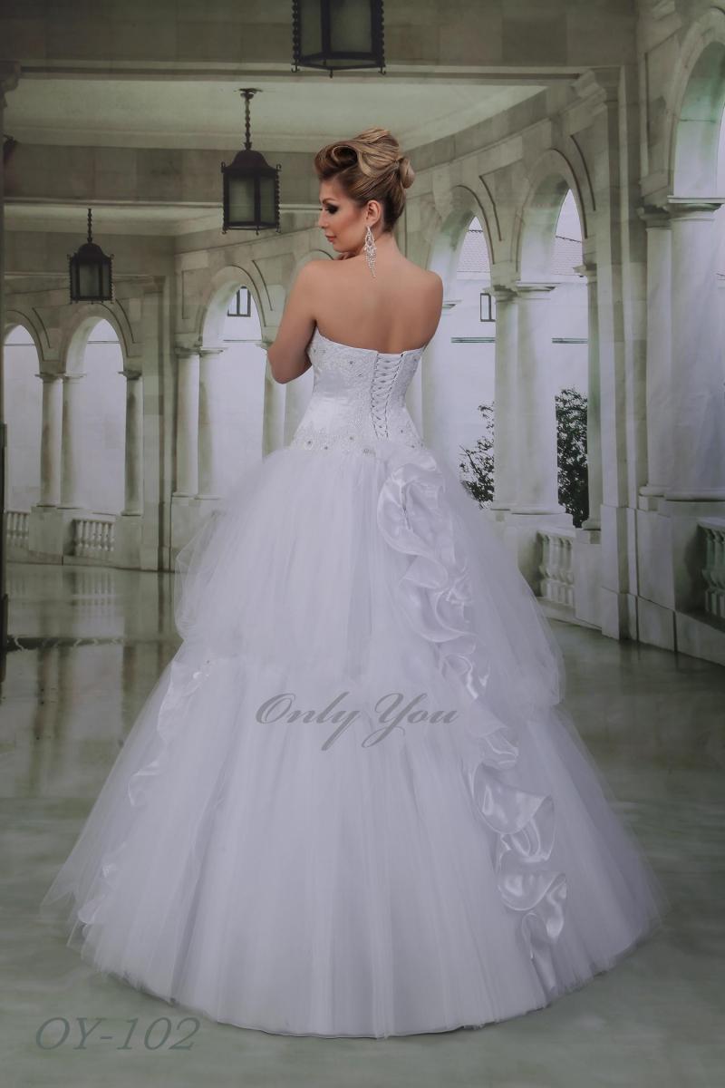Свадебное платье Only You OY-102