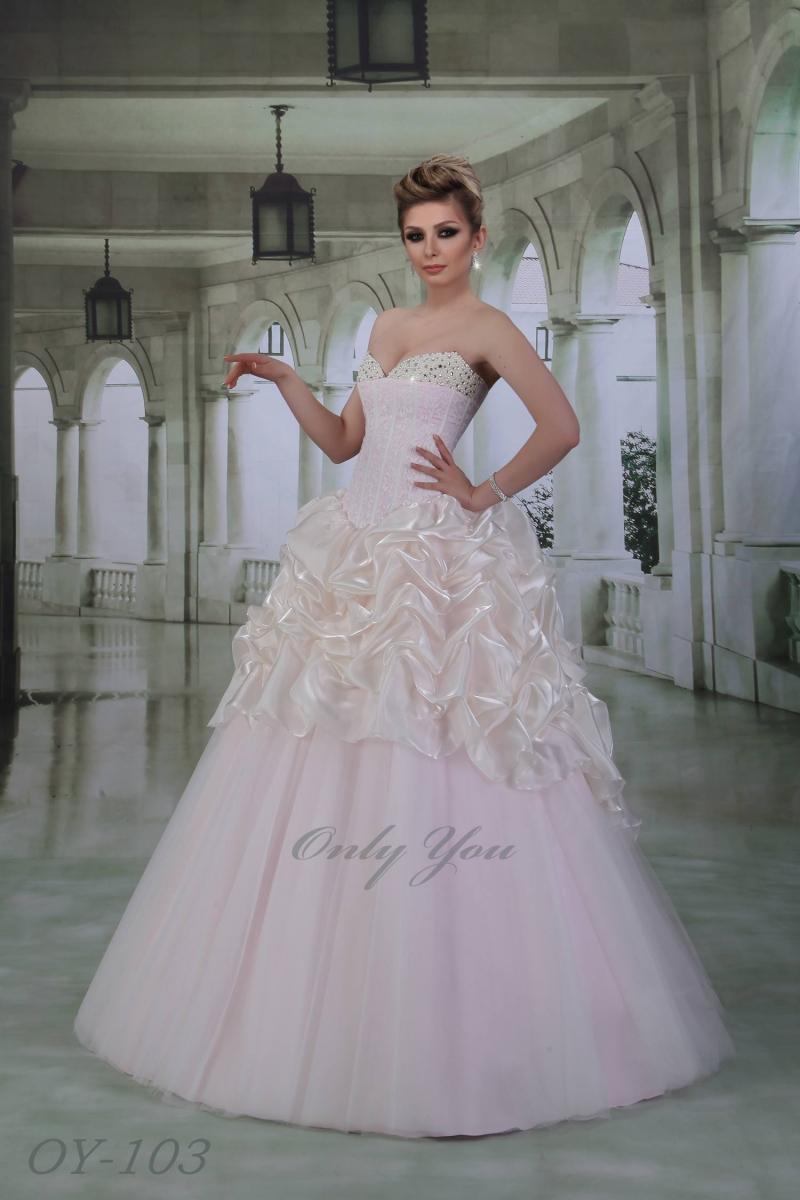 Свадебное платье Only You OY-103