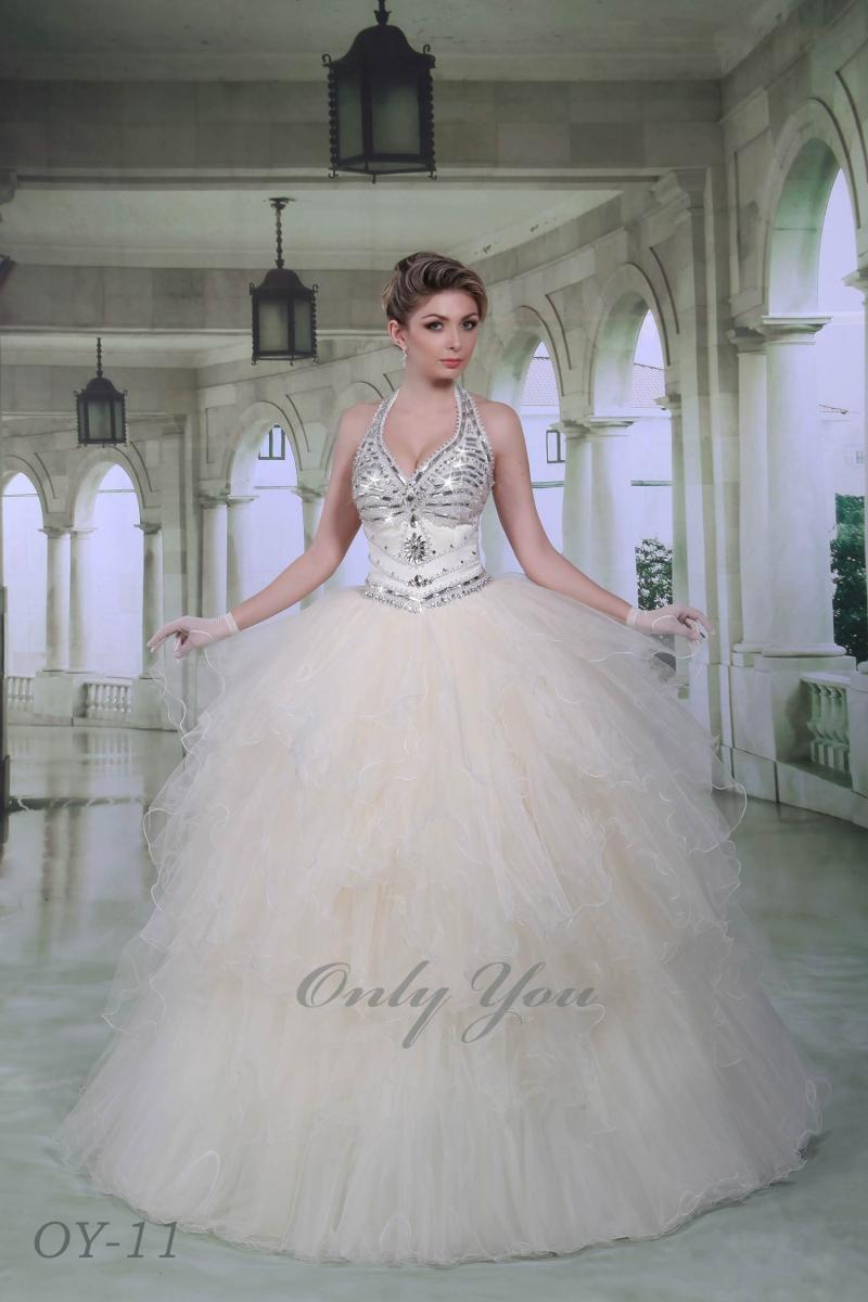 Свадебное платье Only You OY-11