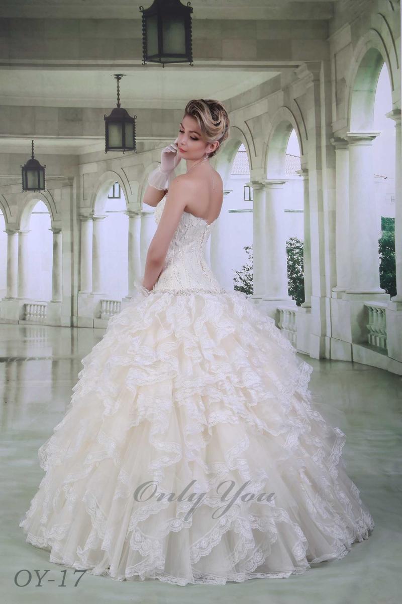 Свадебное платье Only You OY-17