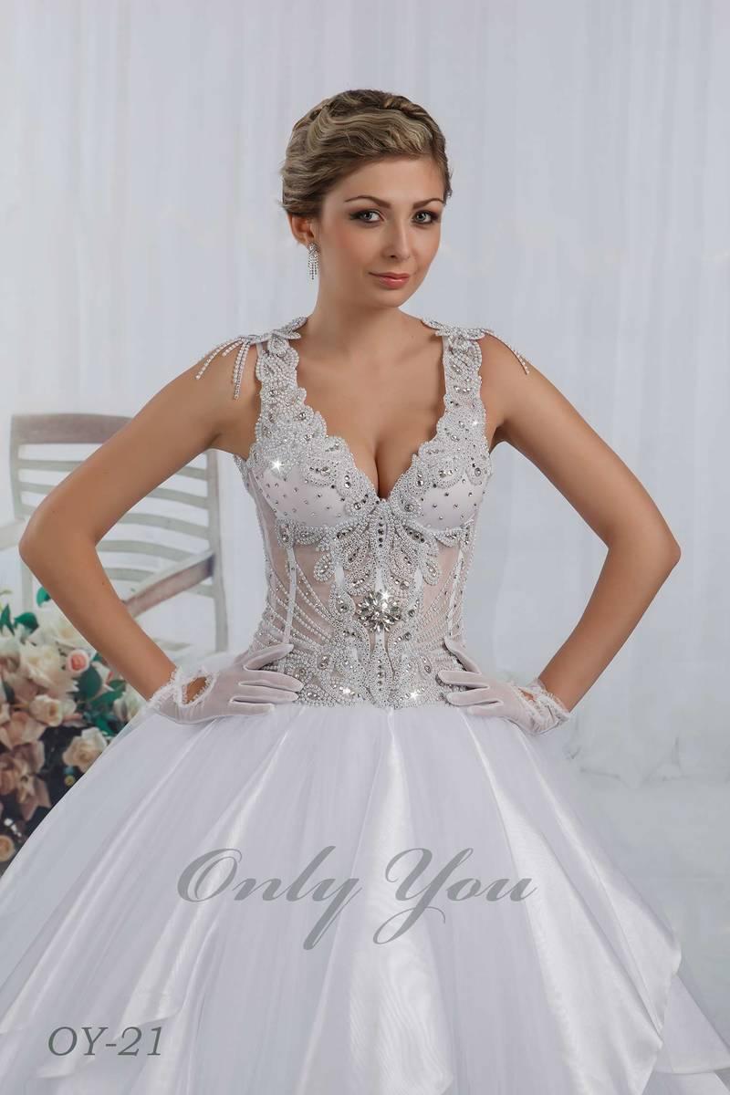 Свадебное платье Only You OY-21